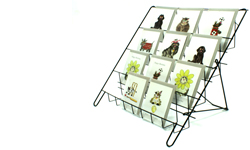 Greeting card stands counter card stands m4hsunfo