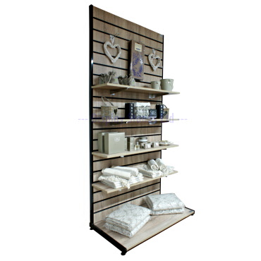 Greeting Card Dvd Or Book Angled Shelf Display For Grid In