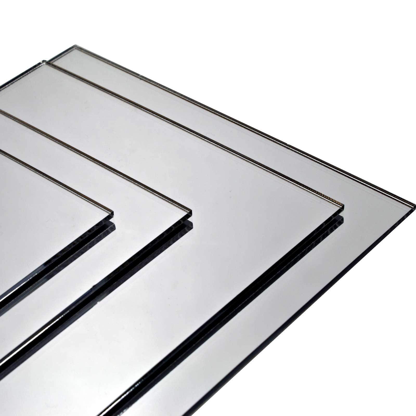 Mirrored Acrylic Sheet Cut to Size (DSA/3/+M)
